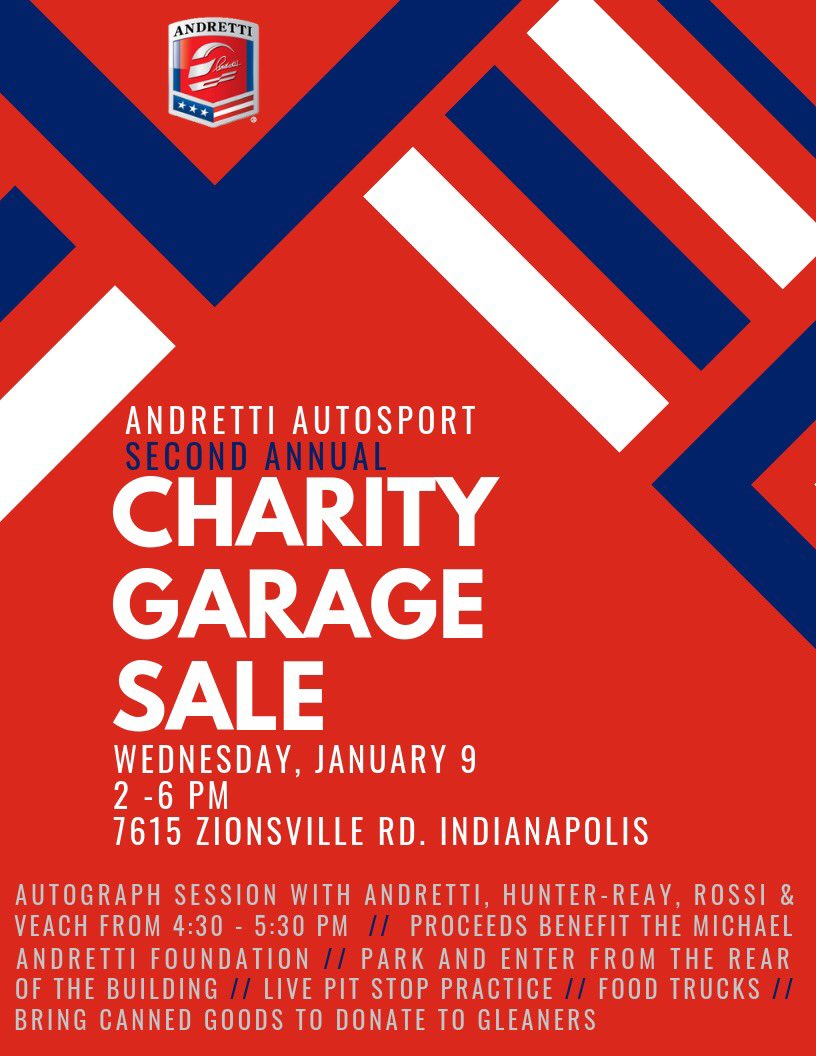 728c347bacda5 All proceeds go to the Michael Andretti Foundation and you will have the  chance to meet all four  IndyCar drivers!  AllAndretti   IndyCarpic.twitter.com  ...