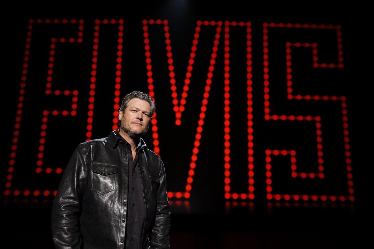 Blake Shelton Set to Host Elvis Presley Tribute Show