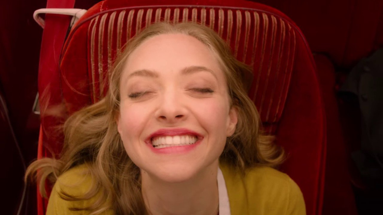 Happy birthday to Amanda Seyfried.