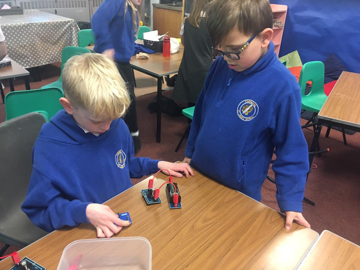 Cornbank Primary On Twitter P3 4 Know How To Build Electrical A Circuit Circuits