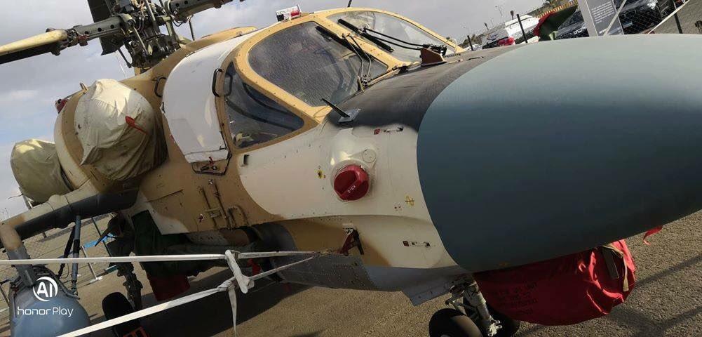 """مصر تستعد لإستلام ـ46 مروحية """"التمساح"""" لتكون أول دولة في العالم تحصل علي طراز'' كا-52'' من روسيا - صفحة 6 DthWkjtXgAAsIq3"""