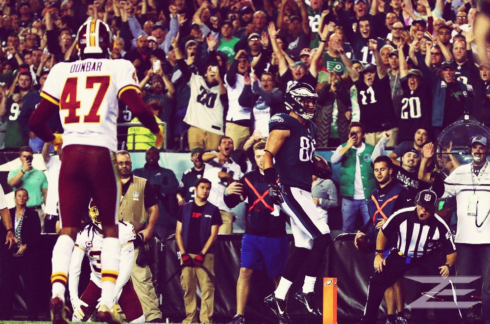 Bring that same energy tonight, Philly! #MNF #FlyEaglesFly