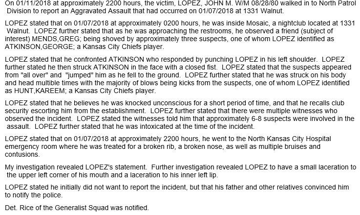 Matt Flener Kmbc On Twitter Breaking New Details On A Police