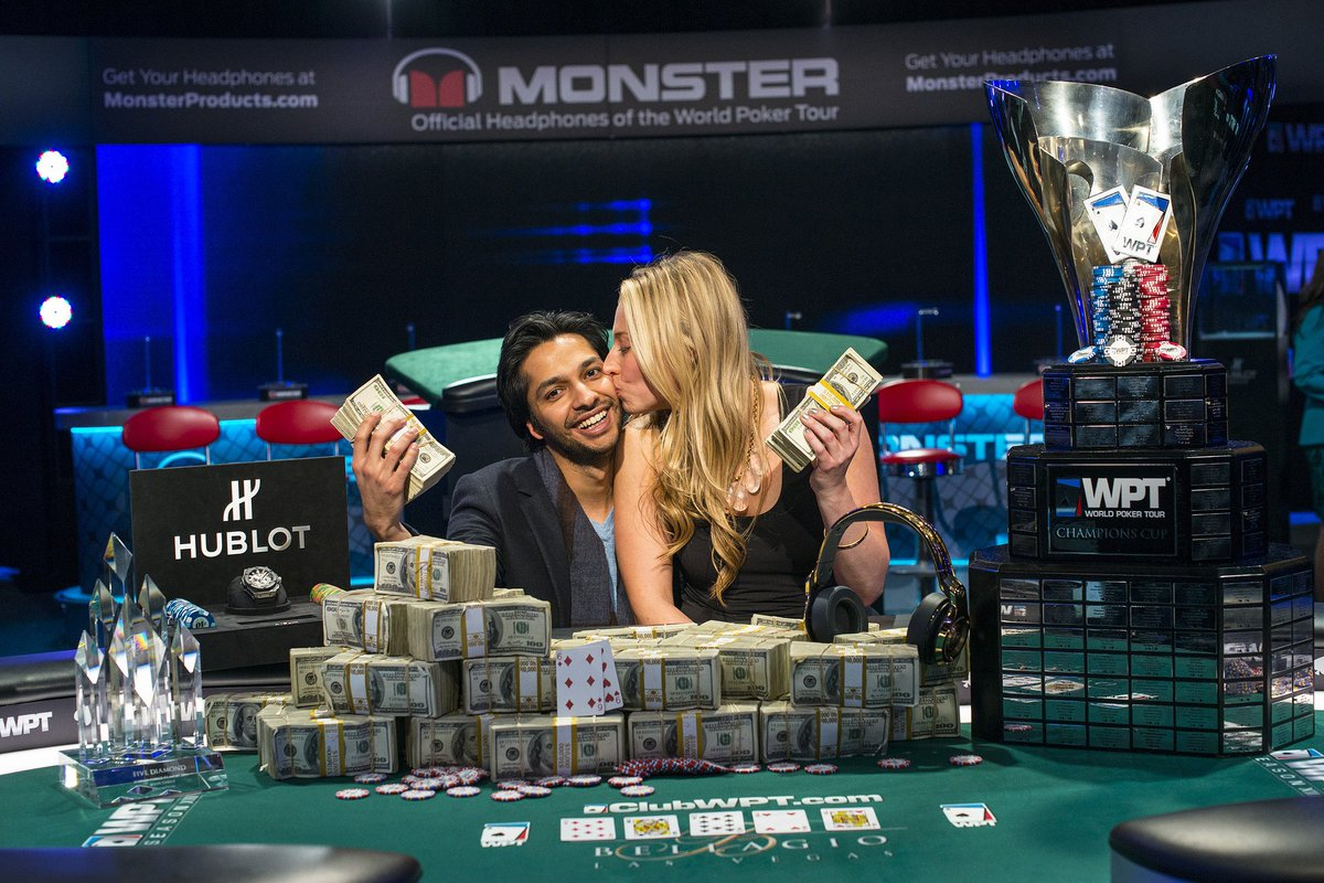 World Poker Tour On Twitter Congratulations To Two Time Wpt Champions Club Member And Wpt5d Winner Mohsin Charania Chicagocards1 On His Marriage To Sashasalinger The Wpt Family Wishes The Newlyweds A World Of