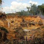 Gold and diamond mining in Venezuela's Amazon. Six years ago. https://t.co/qTSWScZa88