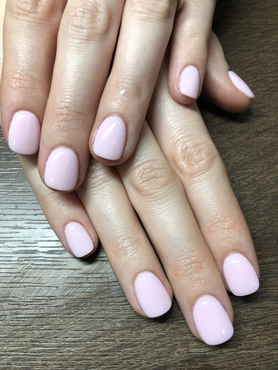 "POSH NAIL SPA OF DURHAM on Twitter: ""DND dipping powder #dc122 ""soft pink "" done by Tom…1536 x 2048 jpeg 471kB"