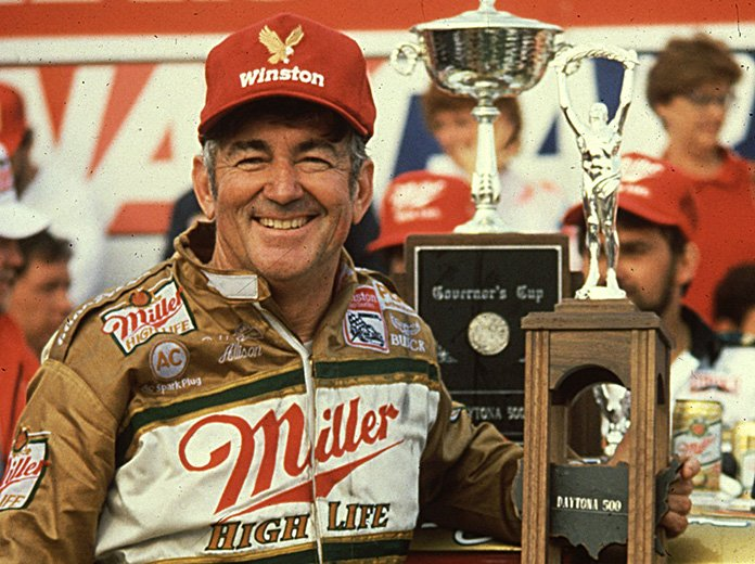 Happy Birthday to a couple of champions - Bobby Allison AND Rick Mears!
