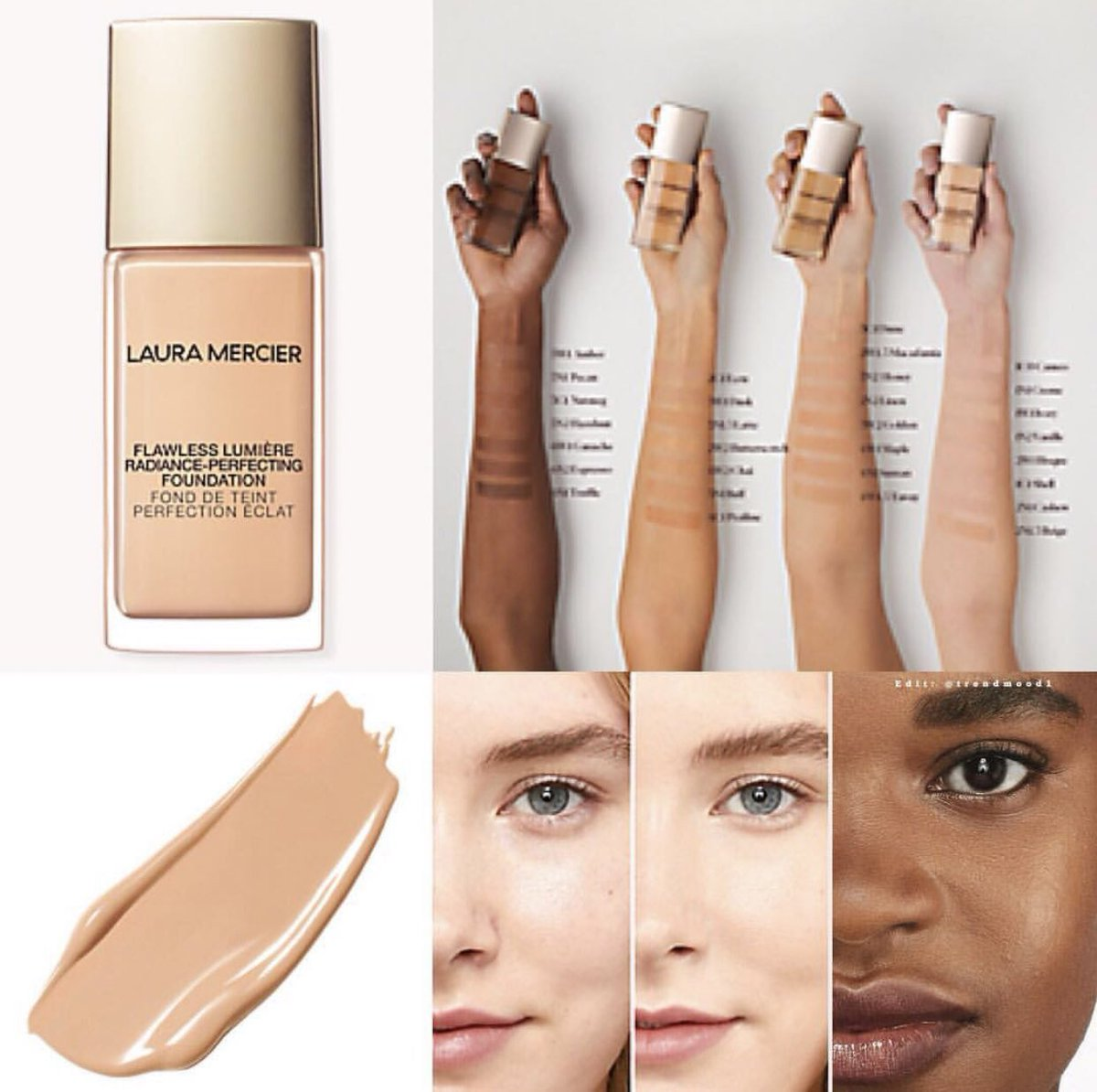 Trendmood Su Twitter Available Now Link Https T Co Mh0thi5wi4 O M G Just Dropped Online Lauramercier New Flawless Lumiere Radiance Perfecting Foundation Captures Perfect Lighting In A Bottle So