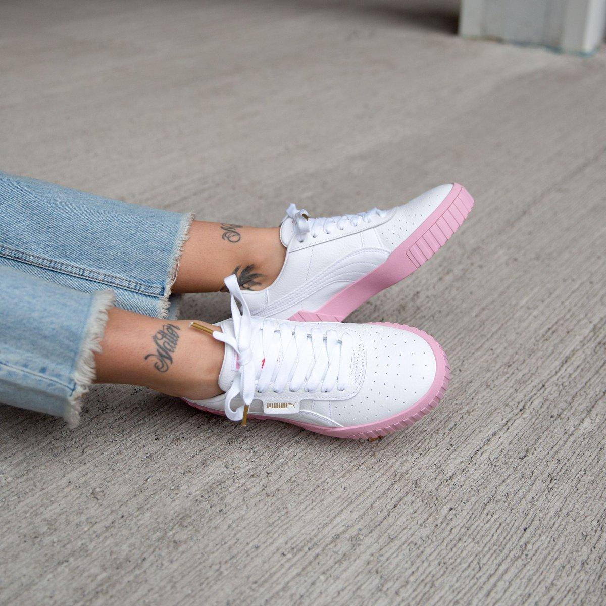 Puma White-Pale Pink click here