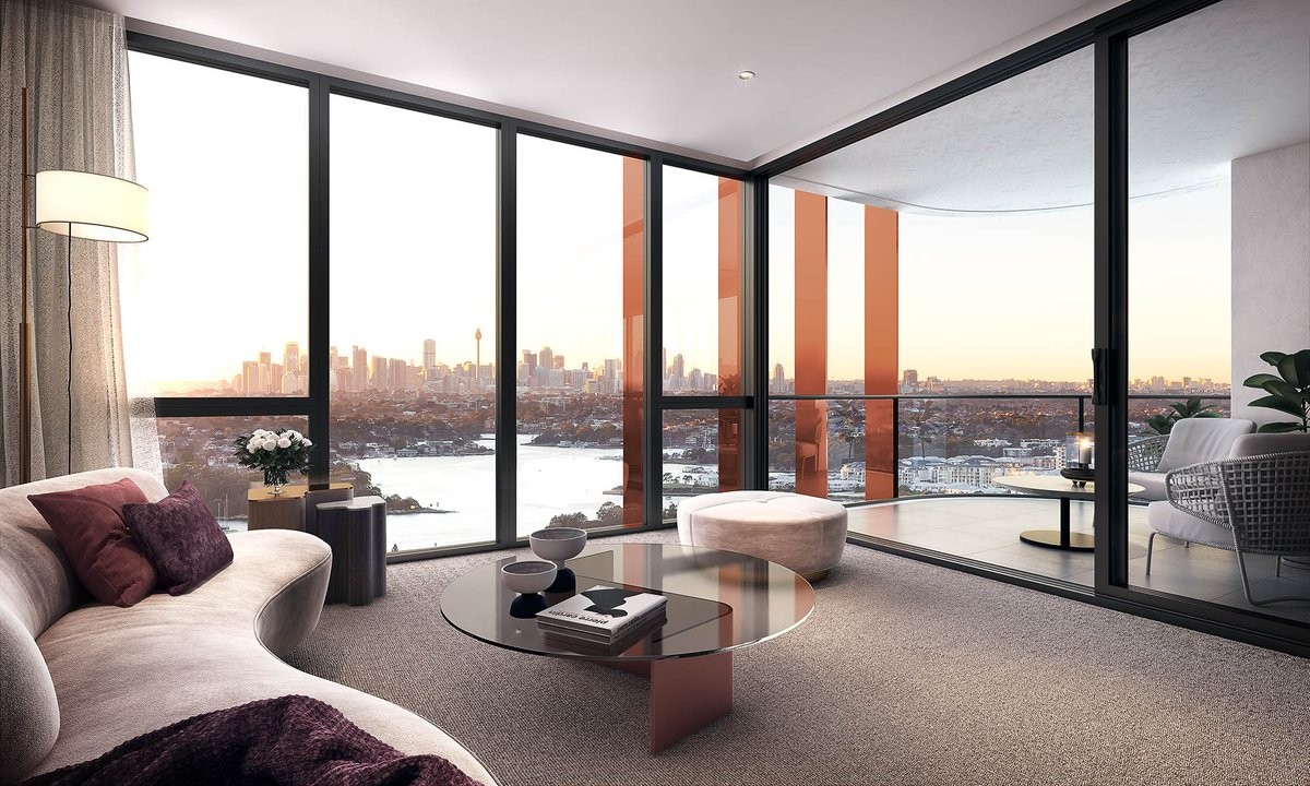 Rhodes central stage 3's interiors open to spectacular vistas and radiate high end style.  Visit our Display suite or learn more at https://t.co/MkePk2ttvF  #apartments #waterfront #luxuryhomes