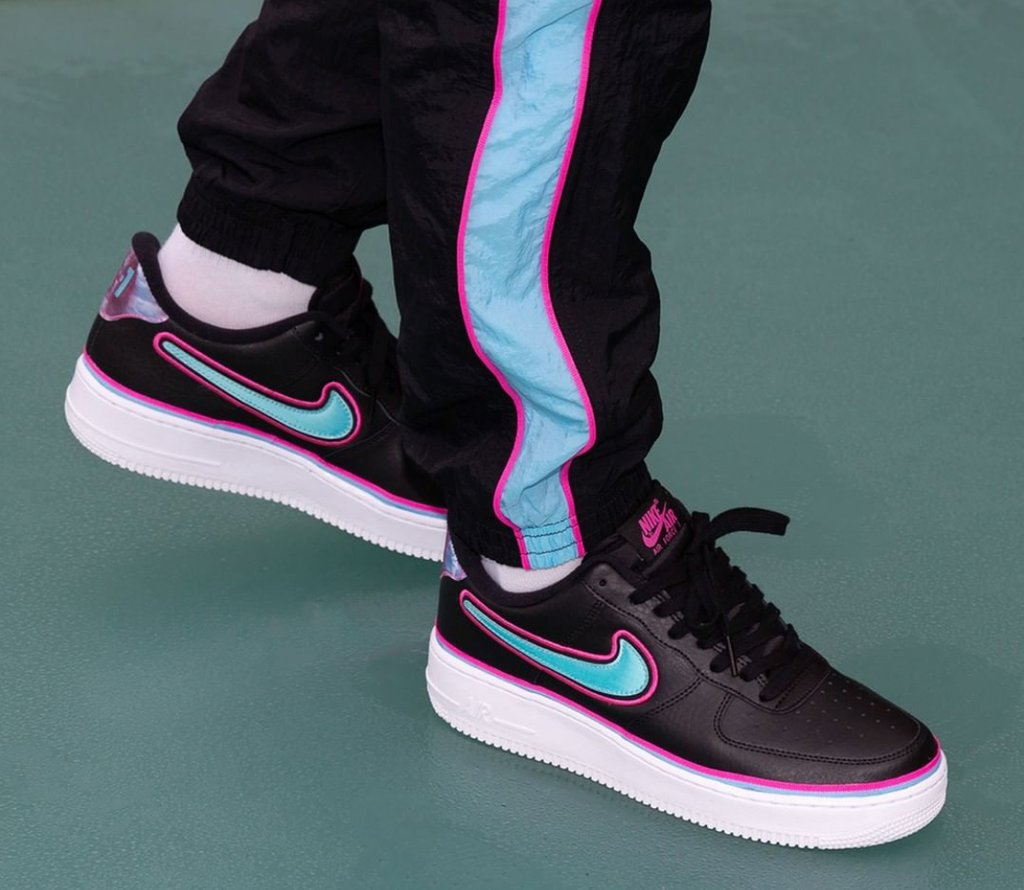 big sale cce18 b7282 Grab yours  https   www.cnkdaily.com wish-list-1  2018 11 25 catch-some-color-in-the-nike-air-force-1-07-lv8-sport-nba  …pic.twitter.com Nnjm3HT7SK