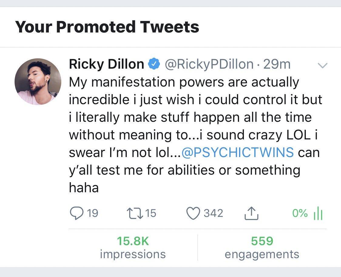 Ricky Dillon on Twitter: