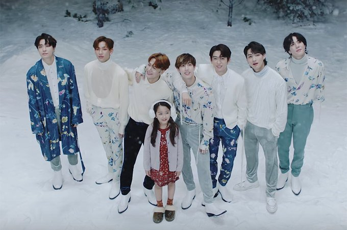 GOT7 get into the Christmas spirit with Miracle: Watch the music video Photo