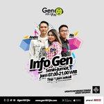#InfoGen1031Fm Twitter Photo