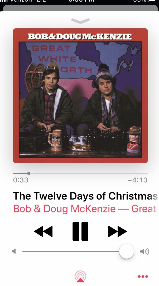 Bob And Doug Mckenzie 12 Days Of Christmas.Youhozer Hashtag On Twitter