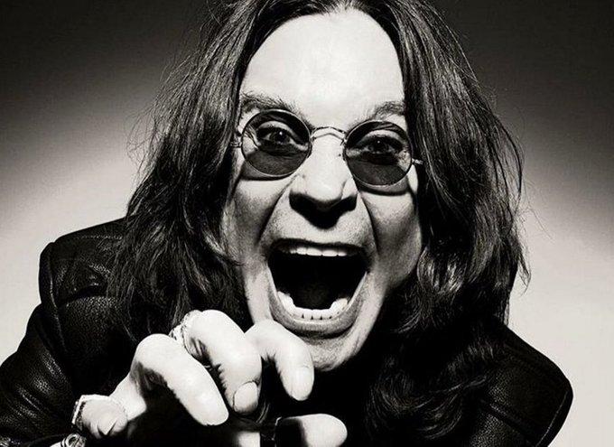 Happy birthday, Ozzy Osbourne! The Prince of Darkness turns 70 today.