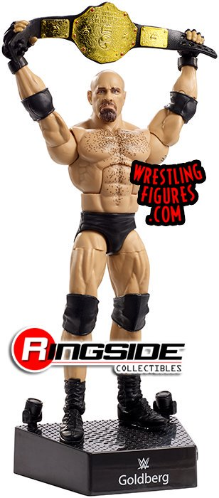 Make sure youre #WhosNext to order the @Goldberg #Mattel #WWE Entrance Greats figure, in stock. #RAW ringsidecollectibles.com/wwe-toy-wrestl…