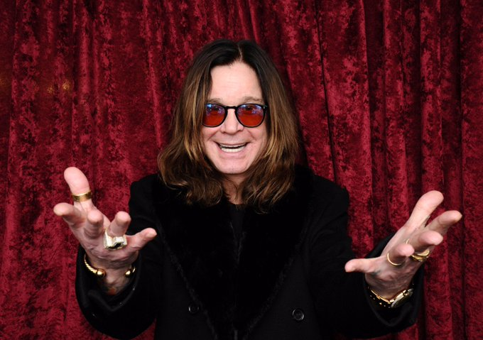Happy 70th Birthday to vocalist, songwriter, actor, and reality television star, Ozzy Osbourne!