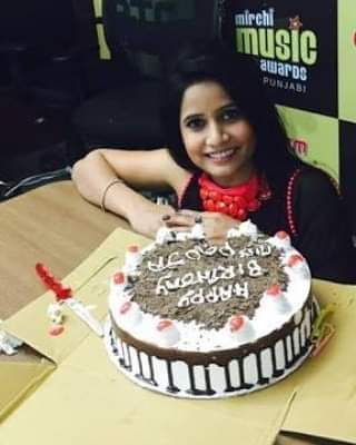 Happy birthday miss pooja jee