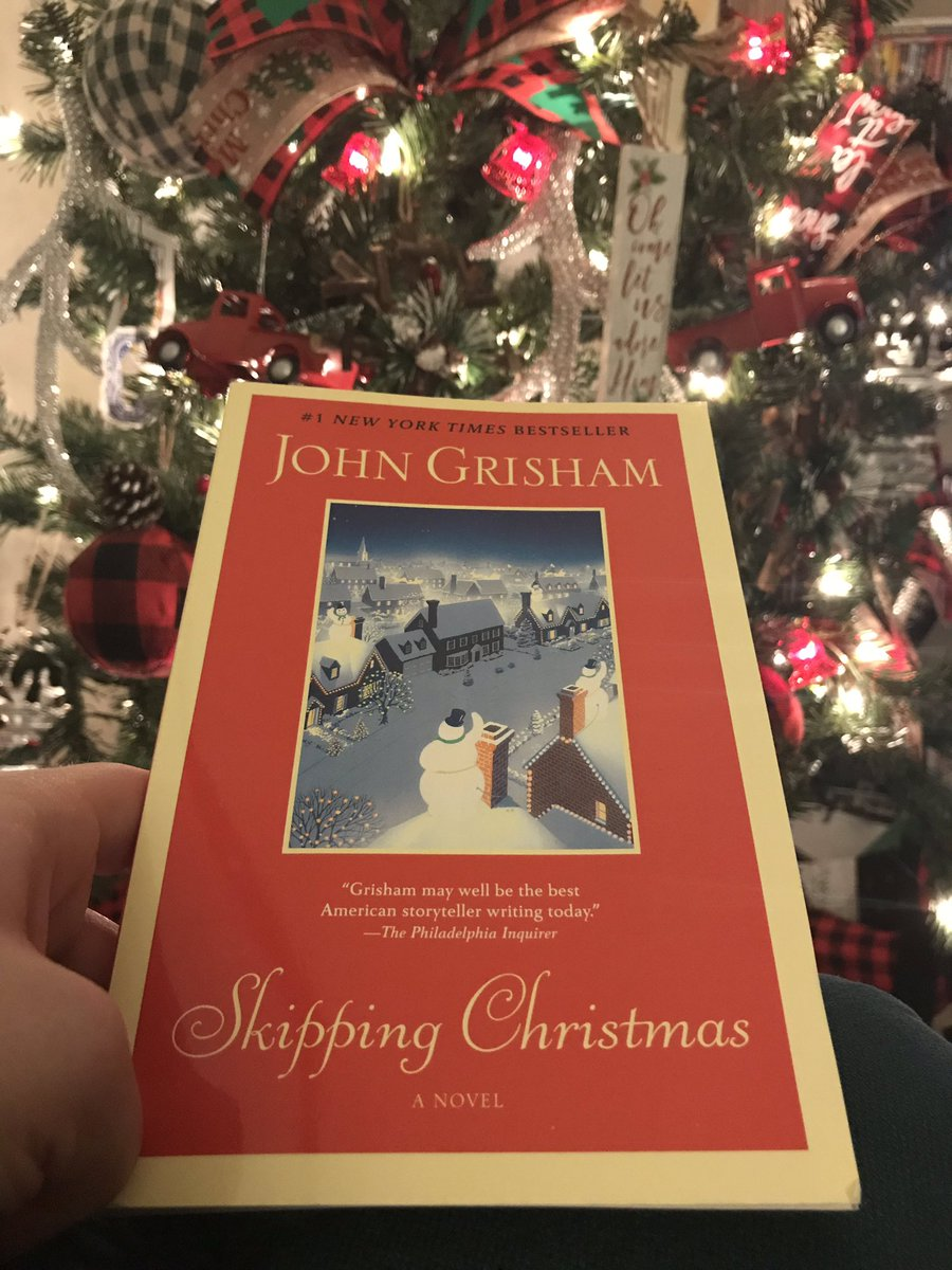 Skipping Christmas.New Ten On Twitter Skipping Christmas The Book That
