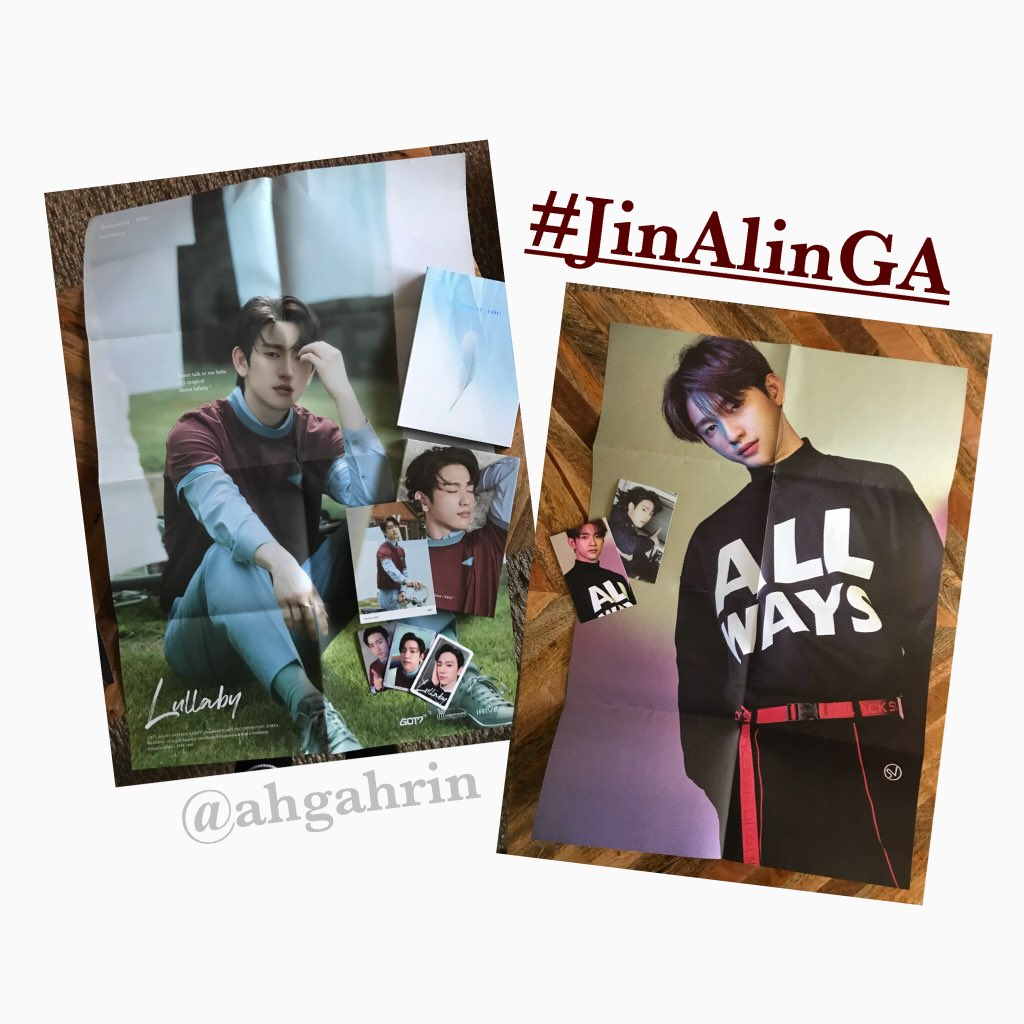 my 2 years with Jinyoung is coming up soon, &amp; i'm doing a #Jinyoung giveaway ! (:   please read the following tweet to learn how to enter ! #prt #JinAlinGA #Present_YOUandME #GOT7  #Lullaby  #PresentYOU  #갓세븐 <br>http://pic.twitter.com/BChdfwJcR6