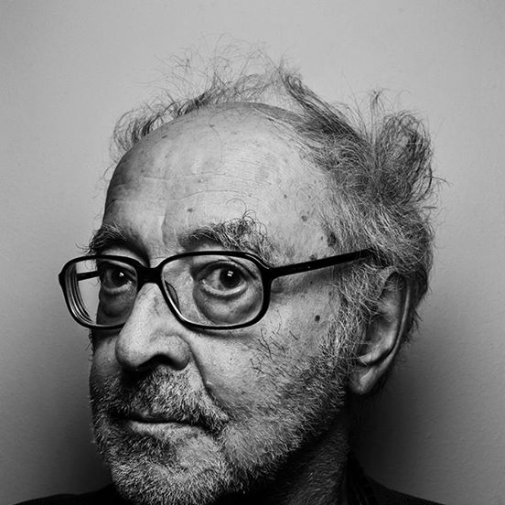 Happy birthday, Jean Luc Godard! 88 today!