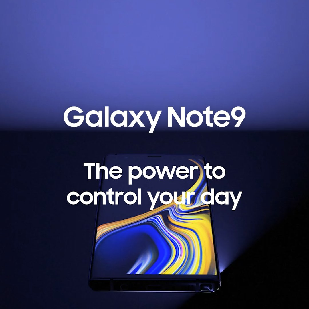We've packed more than power into the #GalaxyNote9. Here's how it can enhance your every day.  Learn more: http://smsng.co/N9_st