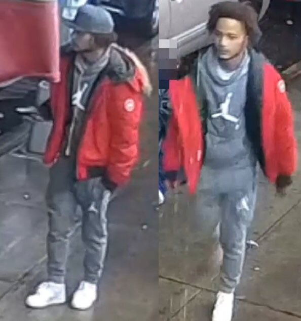 KNOW HIM?! @NYPDnews looking for this man after seen on video attacking and robbing man in #Bronx @NBCNewYork