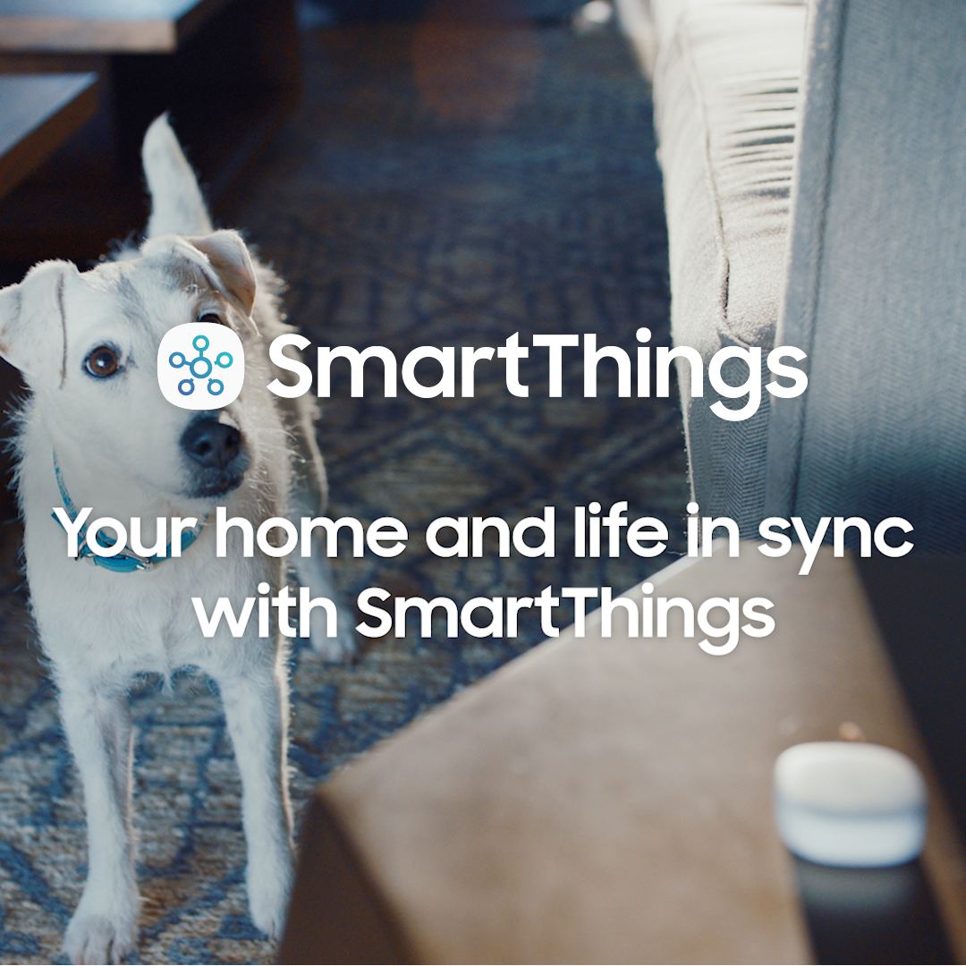 Control your home at the ease of your fingertips or voice. SmartThings on your #GalaxyNote9.  Learn more: http://smsng.co/SmartThings_st