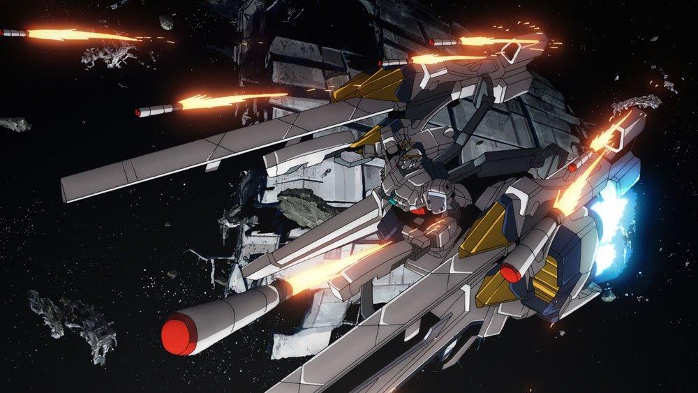 Mobile Suit Gundam Narrative Film Review – Biggest In Japan