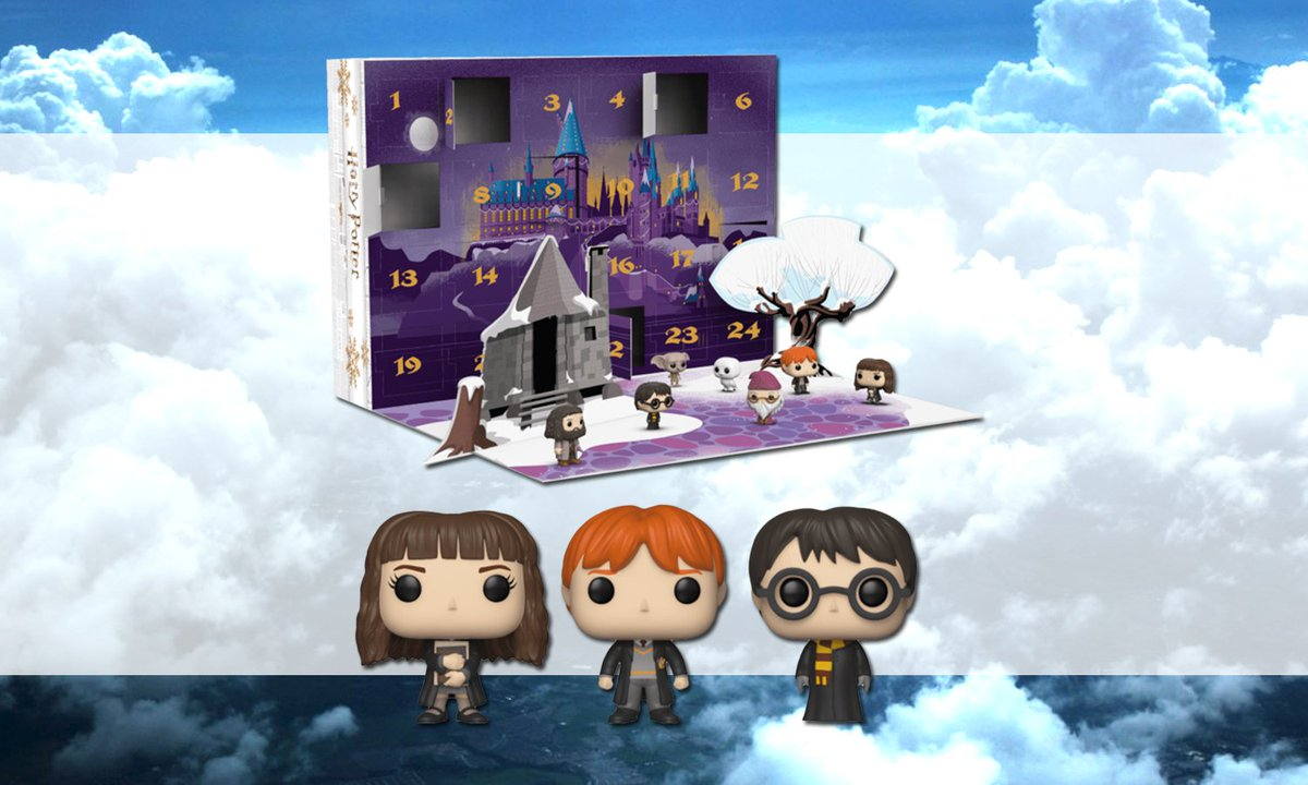 Calendrier De Lavent Harry Potter Funko Pop.Chocobonplan On Twitter Choco Bonplan