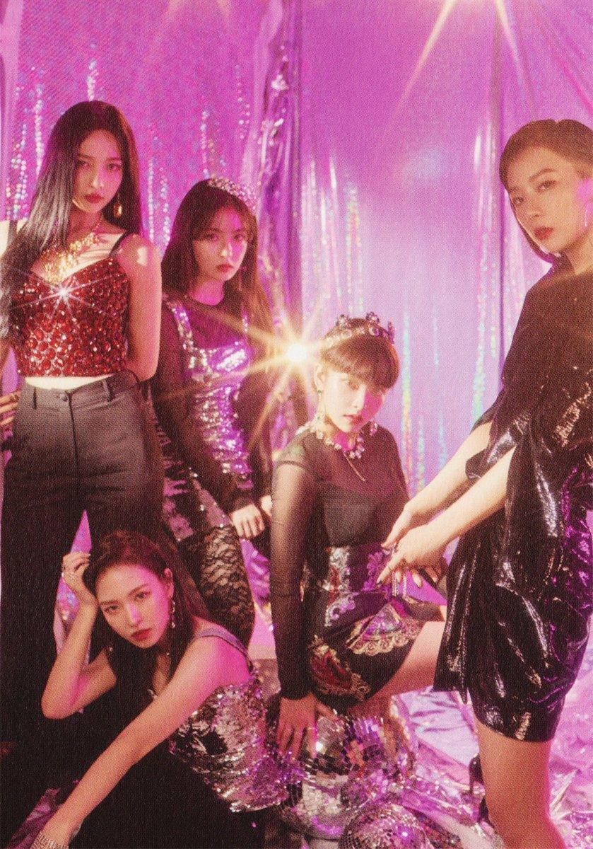 Red Velvet Rbb Really Bad Boy Album Scan Celebrity Photos Videos Onehallyu