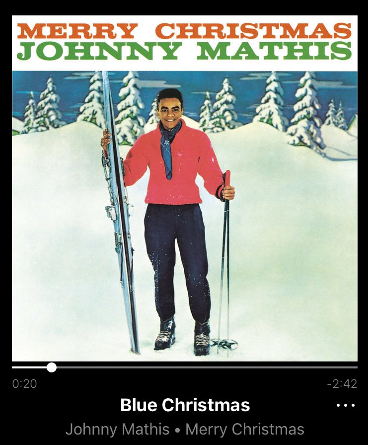 johnnymathis hashtag on Twitter