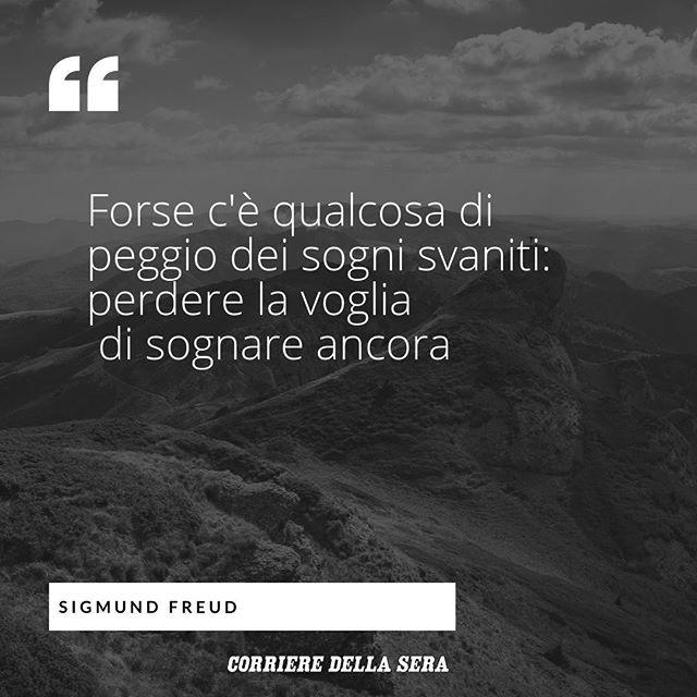 Corriere Della Sera On Twitter Buongiorno Con Questa Frase Di