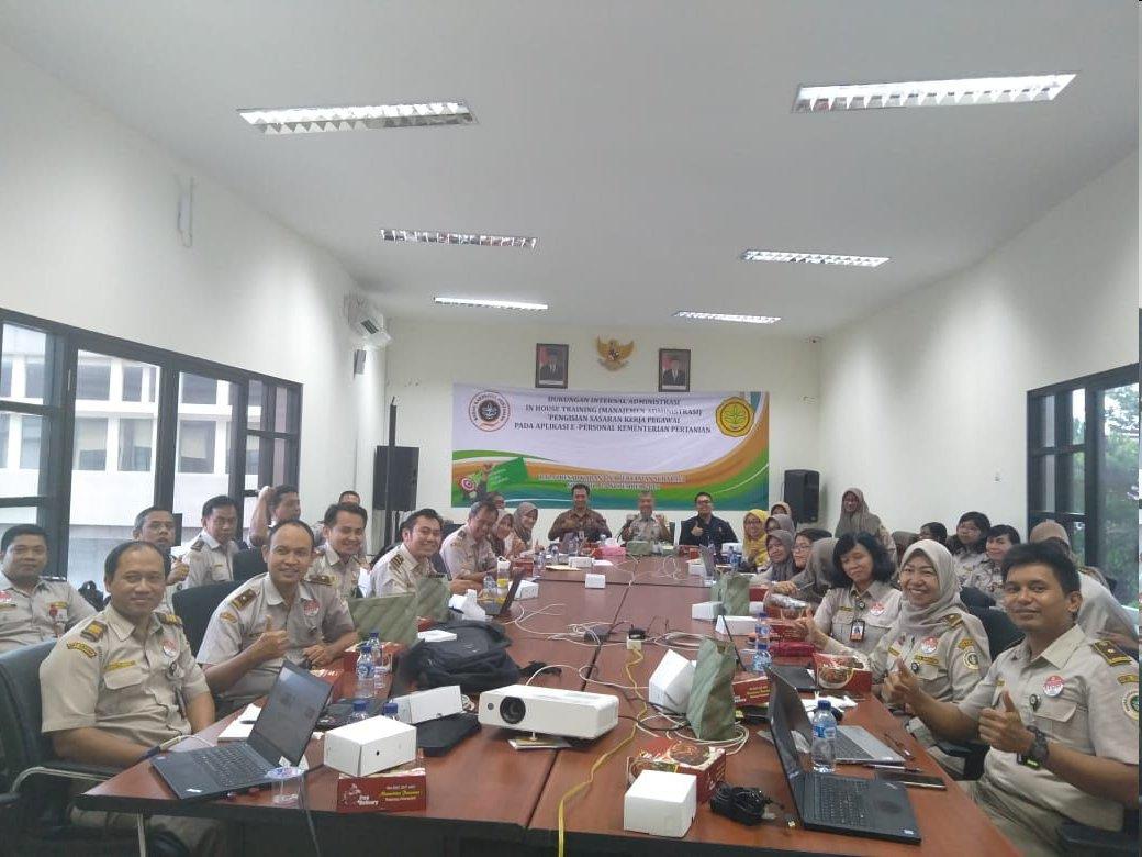 In House Training Pengisian SKP