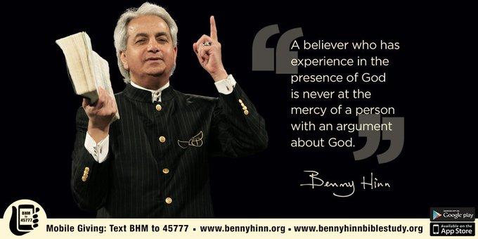 Happy birthday pastor Benny I love you sir