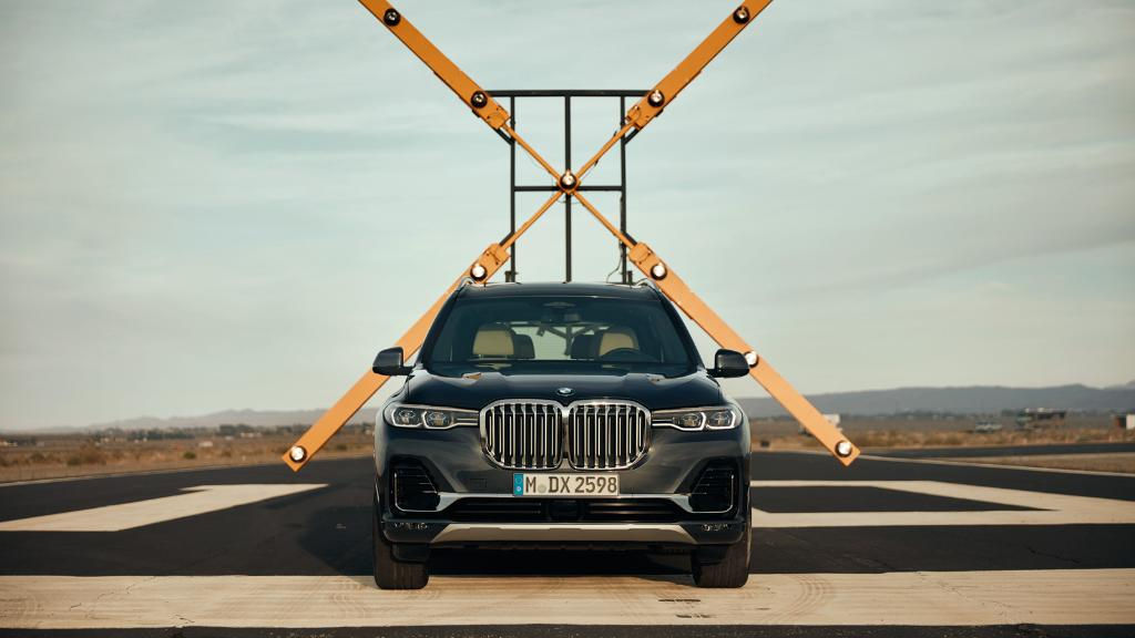 Setting a new mark for luxury. The first-ever #BMW #X7.