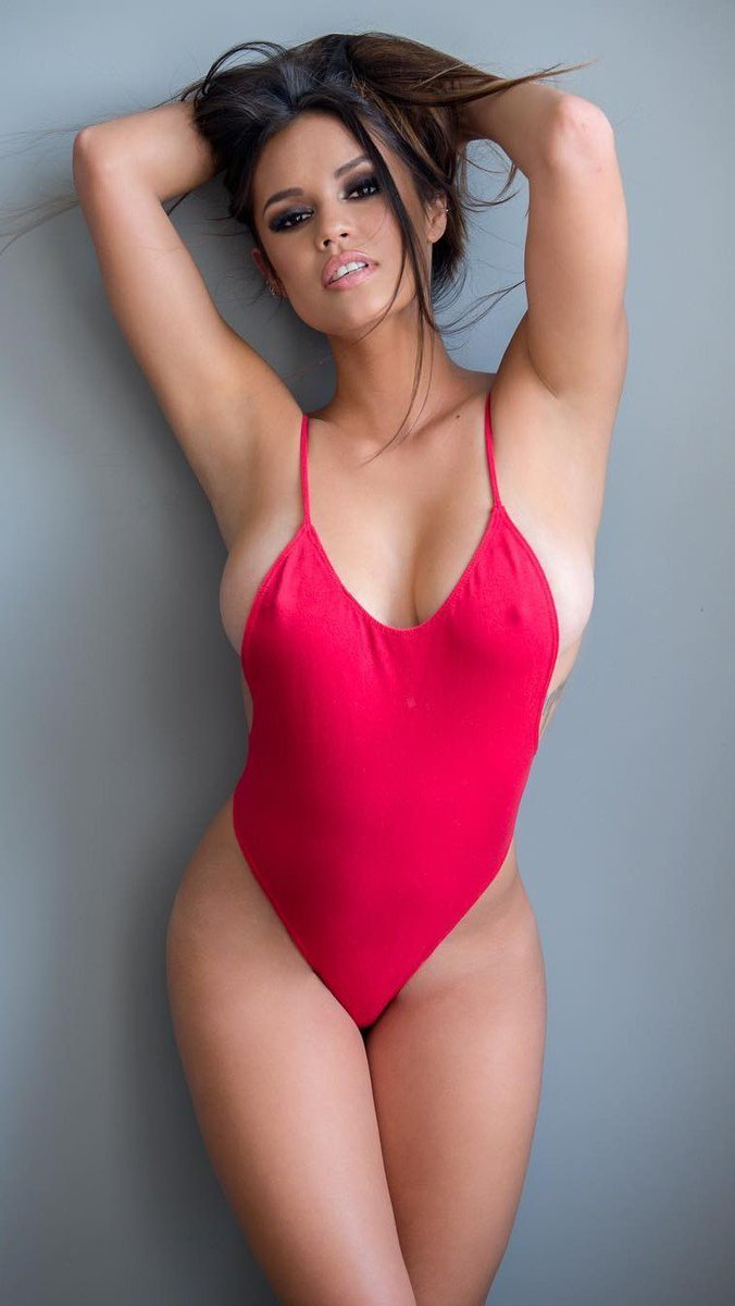 Red Swimsuit Girl