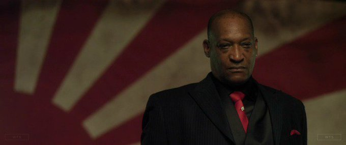Born on this day, Tony Todd turns 64. Happy Birthday! What movie is it? 5 min to answer!
