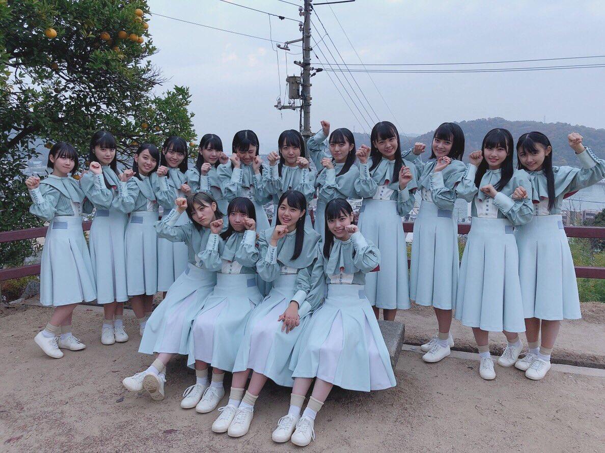 【人気急上昇中】STU48選抜メンバー、最新ショット公開!【スキル美少女】
