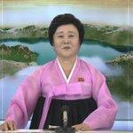 あの北朝鮮の名物アナウンサーついに引退!もう見られないのが残念...