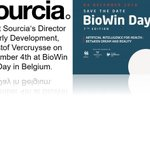 Image for the Tweet beginning: #BioWinDay2018 is today in Louvain-la-Neuve,