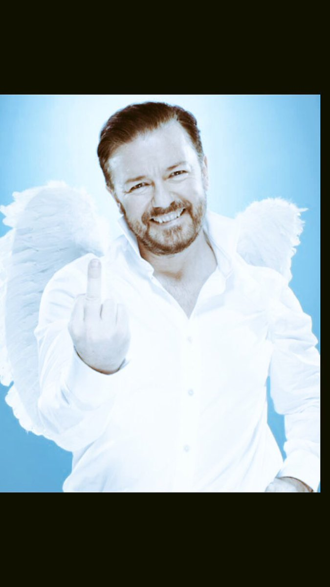 befef4c6fd Ricky Gervais on Twitter: