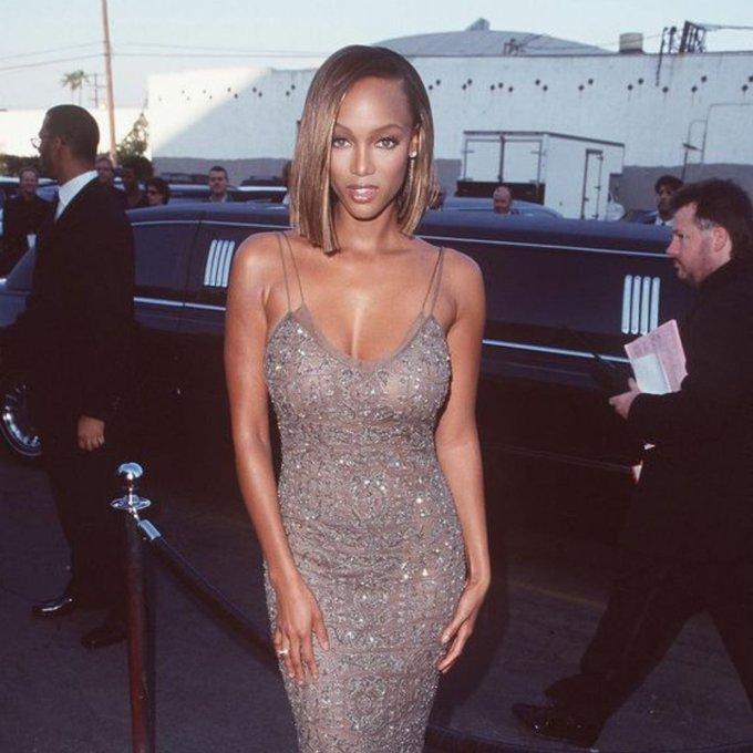Tyra Banks's Birthday Celebration