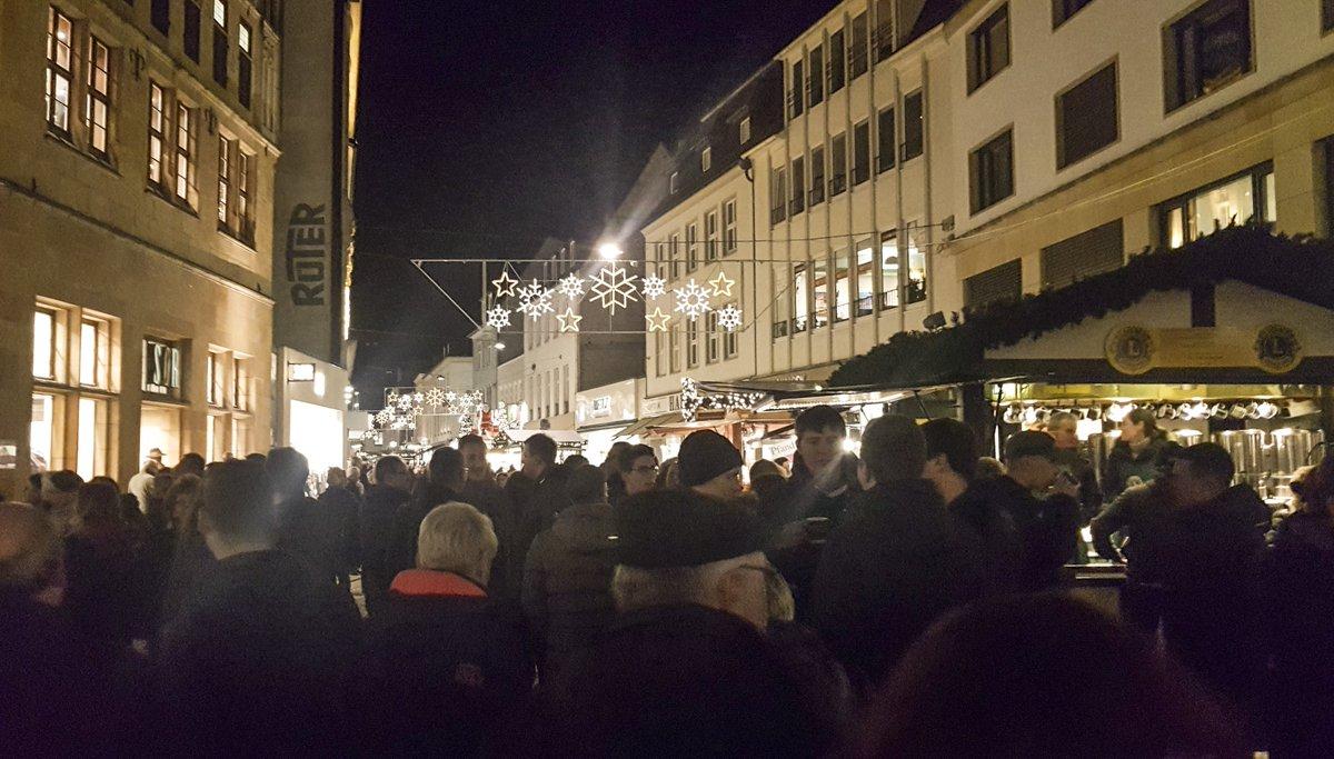 Bielefelder Weihnachtsmarkt.Pink Personal On Twitter Die Pink Teams Aus Bielefeld Und