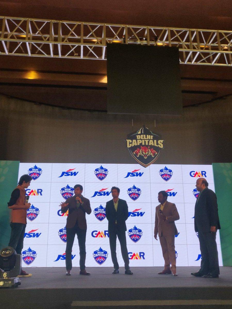 IPL 2019: Delhi Daredevils Changes their Name to Delhi Capitals Ahead of the New Season