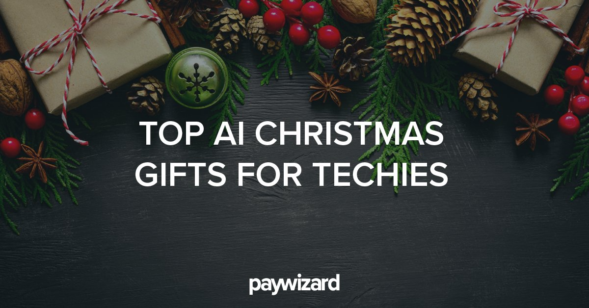 Christmas Gifts For Techies.Paywizard On Twitter Stuck On Christmas Gifts Take A Look
