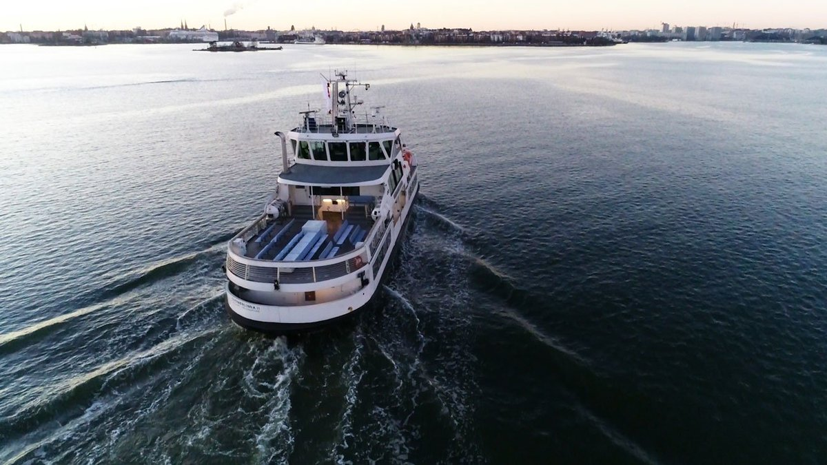 ABB enables groundbreaking trial of remotely operated passenger ferry https://t.co/1xRcSym647 #marine #ABB_Ability