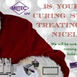Image for the Tweet beginning: Treat your UV curing system