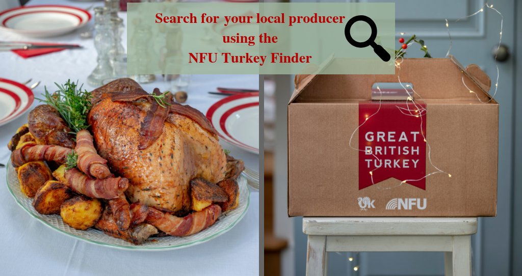 Nfu Food Chain On Twitter Tap In Your Postcode A Tasty Turkey